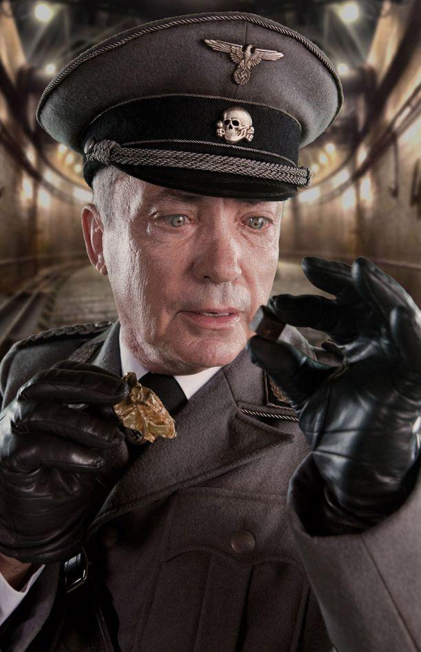 Näyttelijä Udo Kier nähdään myös Iron Skyn jatko-osassa.