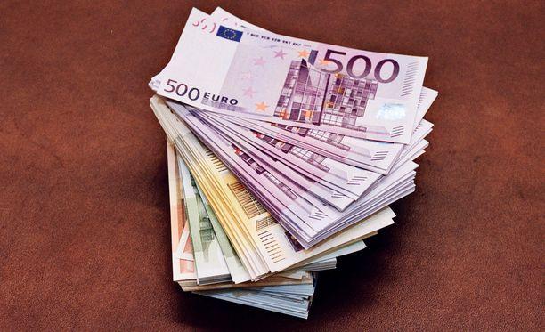 Pidä huoli siitä, että setelisi ovat taatusti aitoja.
