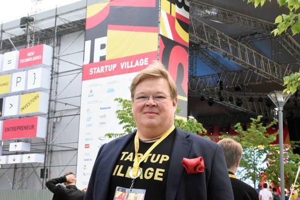 Pekka Viljakainen sai ystävyyden kunniamerkin Venäjän presidentiltä.