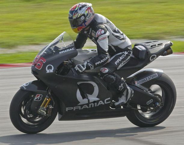 Mika Kallion tulokaskausi MotoGP-luokassa alkaa huhtikuussa.