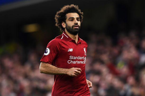 Mohamed Salah'n Liverpool on yksi Mestarien liigan suurimmista suosikeista.