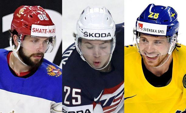 Tuleeko vastaan Venäjä, USA vai Ruotsi?
