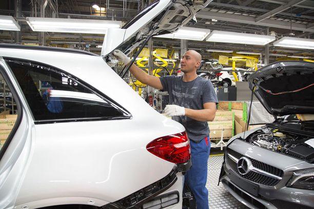 Uutta A-sarjaa aletaan valmistaa myös Suomessa.