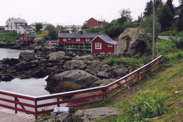 OIH! Asuvatkohan kaikki norjalaiset näin?