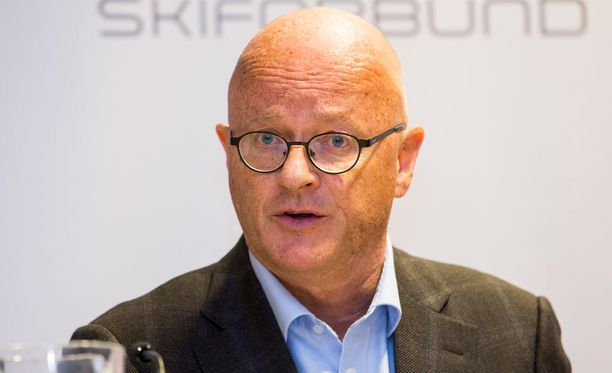 Fredrik S. Bendiksen syytti itseään Therese Johaugin kärystä.