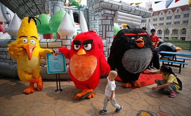 Lontoon studio keskittyy kehittämään Roviolle pelejä, jotka eivät perustu Angry Birds -brändiin.