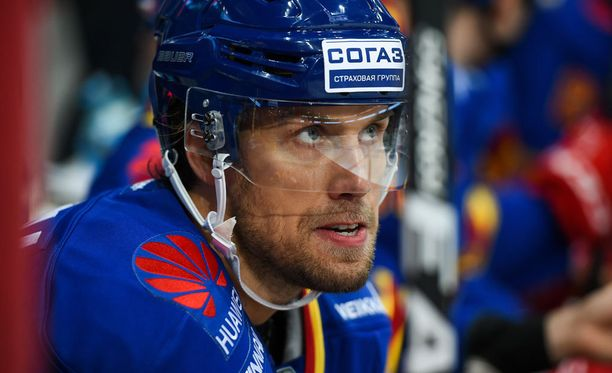 Topi Jaakola lensi ulos Pietarissa.