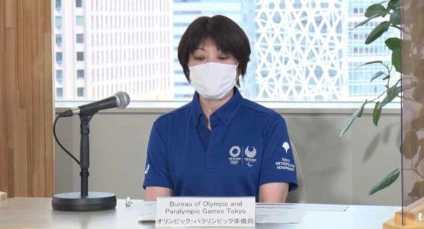 Tomoko Suemura vastasi IL:n kysymykseen kisojen ympärillä olevasta ilmapiiristä.