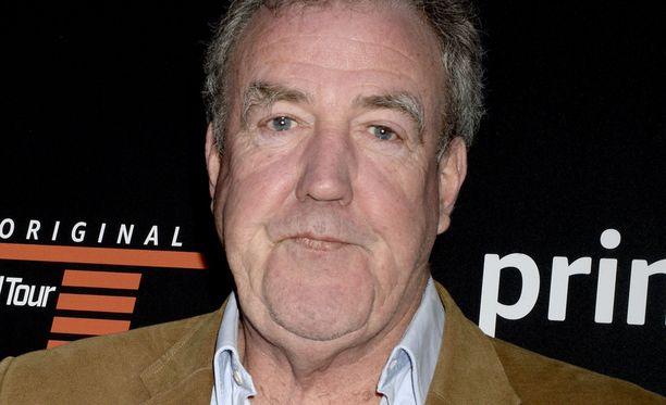 Jeremy Clarkson juontaa jälleen auto-ohjelmaa.
