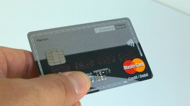Varkaat nostivat haltuunsa saamalla Danske Bankin kortilla ensin pari tonnia rahaa ja vingutttivat korttia sen jälkeen 34:ssä kaupassa.