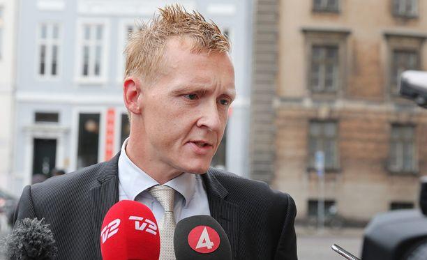Syyttäjä Jakob Buch-Jepsen kertoo, että mielentilatutkimuksen uskotaan valmistuvan vuoden loppuun mennessä.
