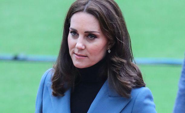 Herttuatar Catherine on naimisissa prinssi Williamin kanssa. Pariskunnalla on kaksi lasta.