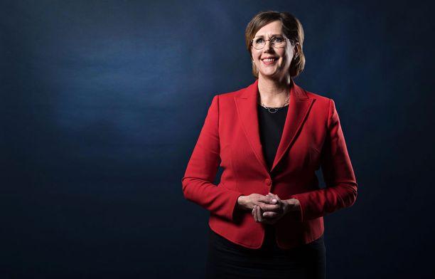 Sdp:n presidenttiehdokkaana ollut Tuula Haatainen nousee eduskunnan toiseksi varapuhemieheksi.