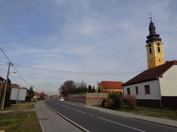 Ruumis löytyi Mala Subotican kylästä Pohjois-Kroatiassa.