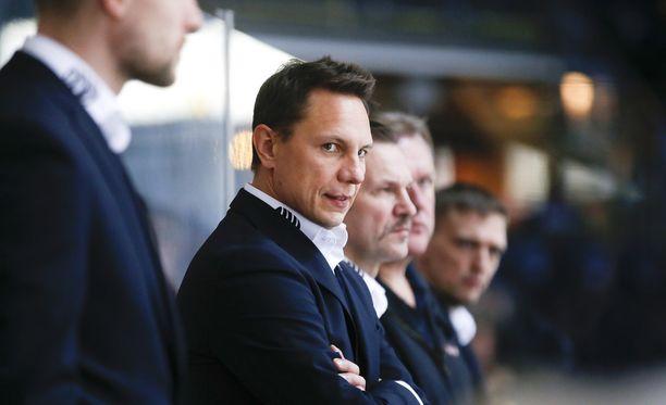 Jussi Tapola saa hengittään helpommin, kun lauantaina tuli voitto.