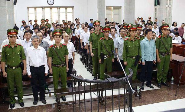 Massaoikeudenkäynnissä oli syytteessä yhteensä 51 henkilöä. Heille luettiin tuomiot perjantaina.