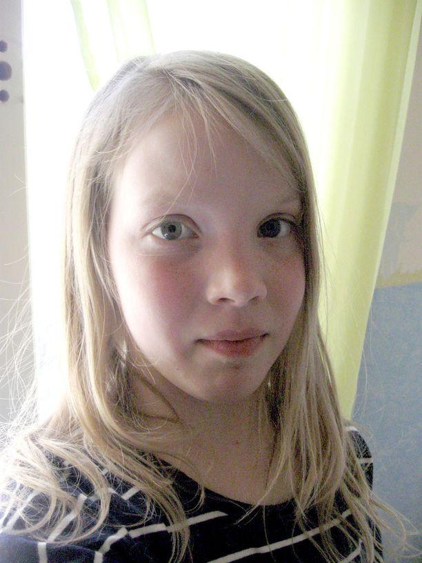 Matleena Sonninen oli vain 11-vuotias kuollessaan rattijuopon auton alle Lapinlahdella kesällä 2012.