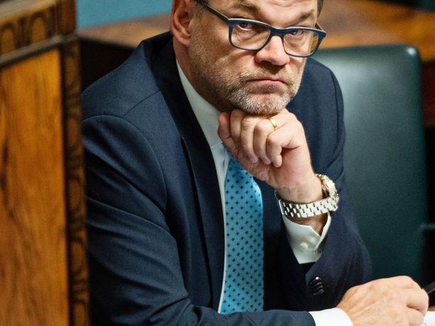Juha Sipilän hallitus erosi tänään.