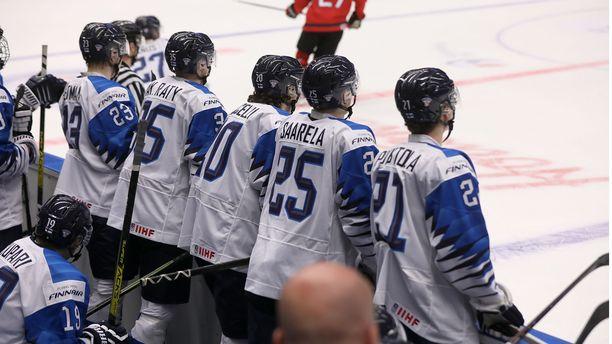 Nuoret Leijonat kärsi MM-kisojen kenraaliharjoituksessa tappion Kanadalle maalein 2-4.