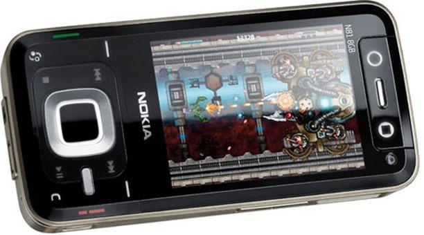 Pelikäyttöön suunniteltu N81 on yksi Nokian uutuusmalleista.