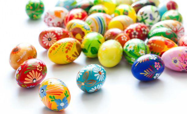 Pääsiäistä vietetään eri tavoin eri puolilla maailmaa.