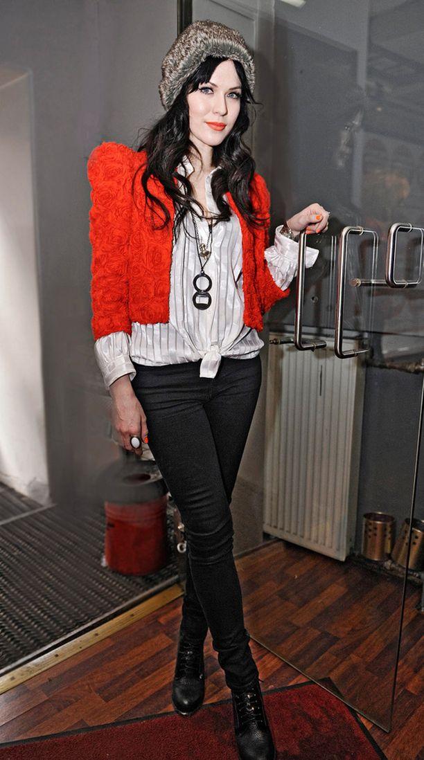 Rockimpi Jenni nähtiin hetkellisesti vuonna 2011.