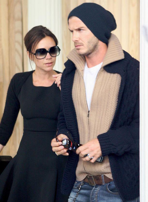 Victoria ja David Beckham ovat olleet naimisissa jo 11 vuotta.