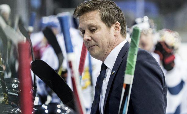 Lauri Marjamäen mukaan Suomi pelasi eilen melkein kotipelin.