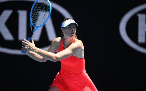 """Maria Sharapova lopettaa uransa – julkaisi tunteikkaan tekstin: """"Kehostani tuli häiriötekijä"""""""