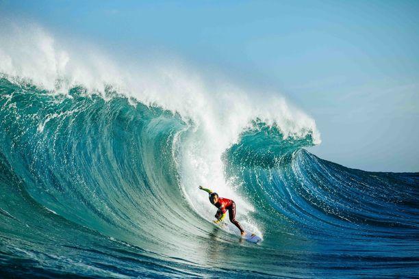 Pariisin olympialaisten lainelautailukilpailut aiotaan järjestää Tahitilla.