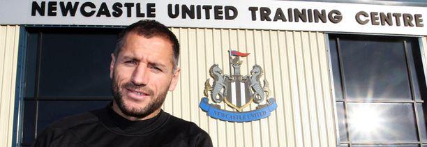 Shefki Kuqi aikoo nauttia joka sekunnista Newcastlessa.