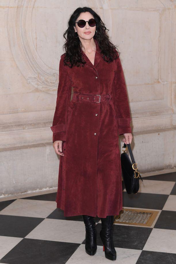 Monica Bellucci, 54