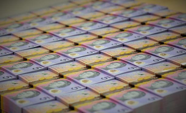 Pohjoisterritorion hallinnon tekemistä liian suurista maksuista 767 000 dollaria oli vielä palauttamatta tammikuussa.