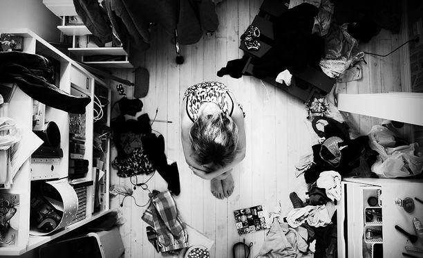 Mielenterveyskuntoutujien asuminen nostattaa tunteita Kuopiossa. Kuvituskuva.