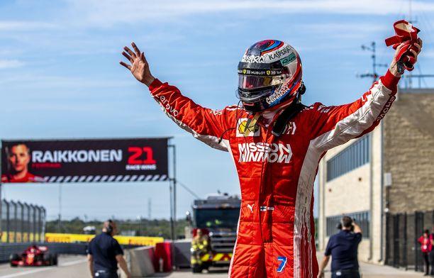 Méxicon olosuhteet antavat Kimi Räikköselle jälleen mahdollisuudet voittoon.