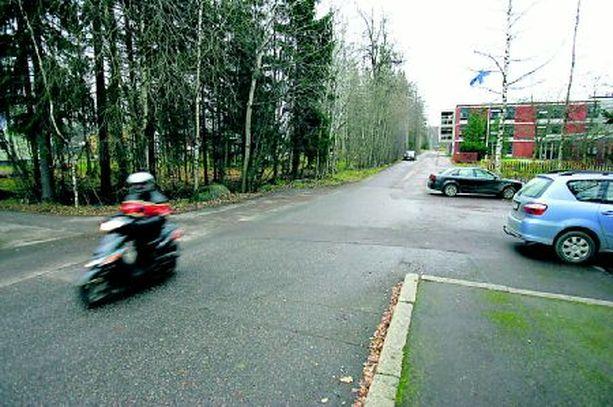 SIEPPAUS Vanhuksen röyhkeä varkaus tapahtui Helsingin Pakilassa.
