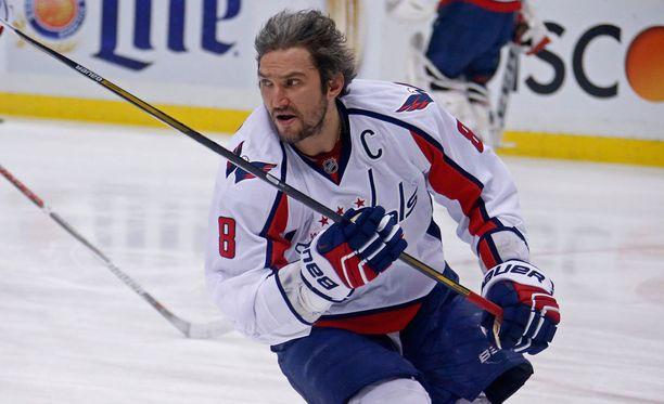 Aleksandr Ovetshkin olisi kovan luokan vahvistus Venäjän MM-joukkueelle.