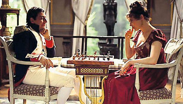 Nerokas sotapäällikkö pelasi myös shakkia vaimonsa kanssa.