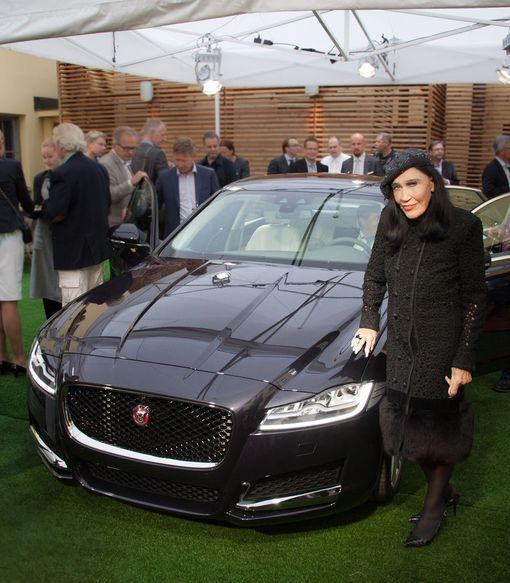 Jaguarit ovat lähellä Paakkasen sydäntä.