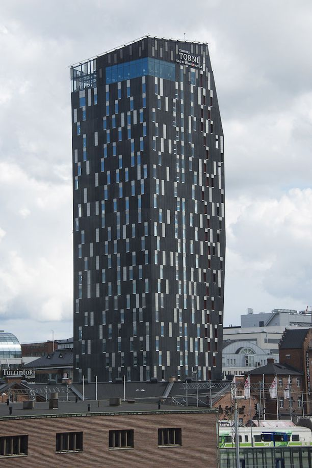 Tampereen Sokos Hotel Torni.
