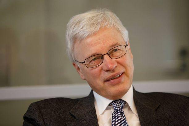 Tuore talousnobelisti Bengt Holmström oli Nokian hallituksen jäsen vuosina 1999-2012.