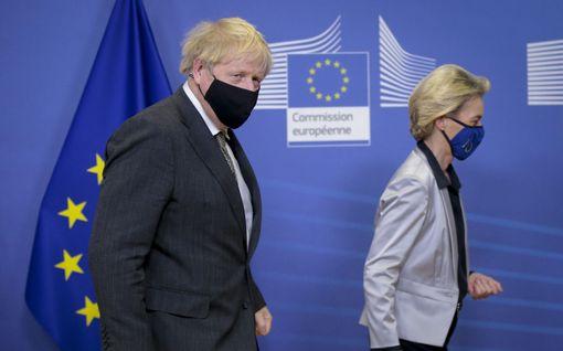 Brexit-neuvottelut venyvät edelleen – Boris Johnson uskoo, ettei sopimusta synny