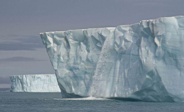 Jäätiköiden hiipuminen tuo äärimmäisen kylmyyden Pohjois-Eurooppaan.