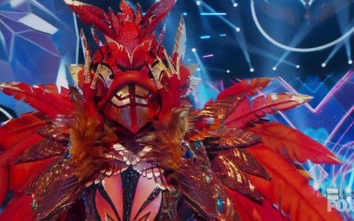 Amerikan Masked Singerin hahmon sisältä paljastui olympiavoittaja