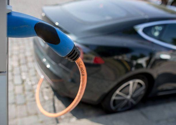 Jatkossa Norjassa kulkee entistä enemmän sähköautoja.