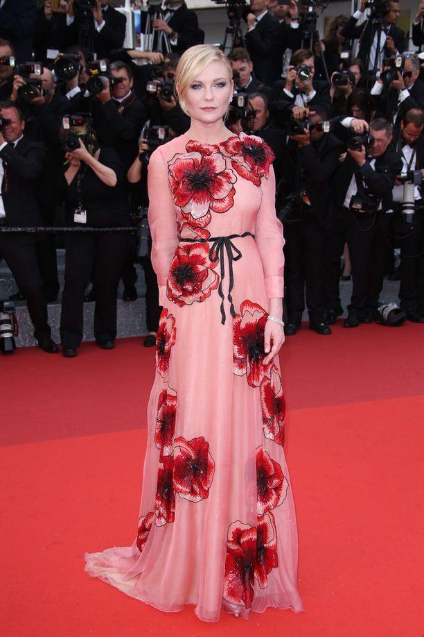 Kirsten Dunst, asu Gucci