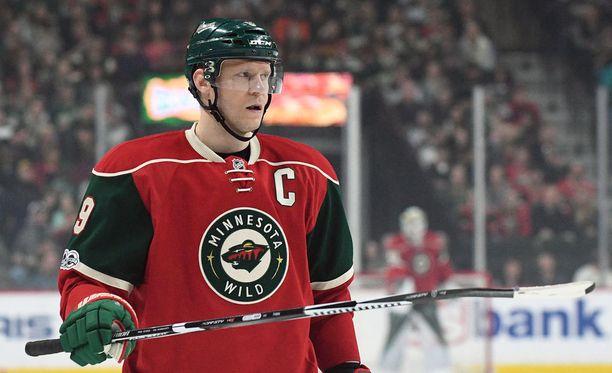 Mikko Koivu teki 2-vuotisen ja 11 miljoonan dollarin jatkosopimuksen Minnesota Wildin kanssa.