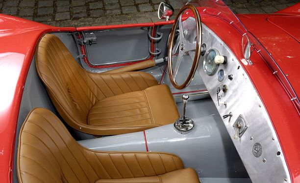 Lance Strollin Maserati A6 GCS vuodelta 1954.