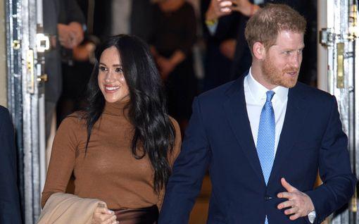Yllätysveto! Meghan ja Harry hylkäävät Instagram-tilinsä – julkaisivat jäähyväispostauksen