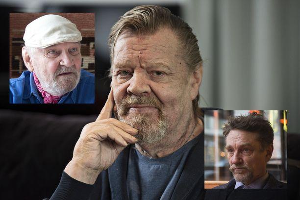 Vesku Loirin välit ystävään Jukka Virtaseen katkesivat vuosiksi humalaisen toikkaroinnin seurauksena.